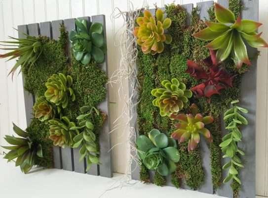Succulent Vertical Planters